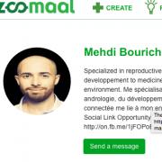 zoomal crowdfunding Mehdi Bouricha