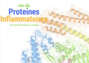 Transfusion sanguine anti age proteines inflammatoires