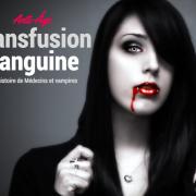 Transfusion sanguine anti age